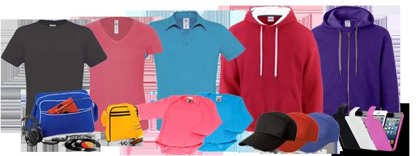 Bedrukken kleding